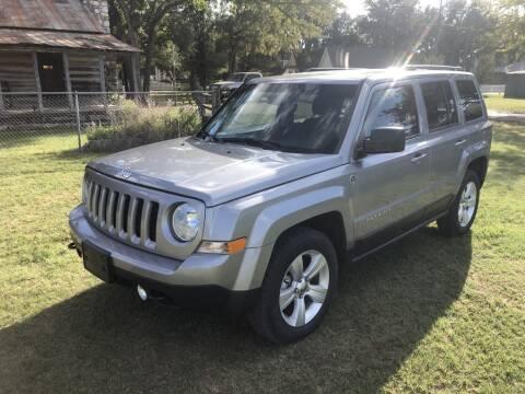 2015 Jeep Patriot for sale at Village Motors Of Salado in Salado TX