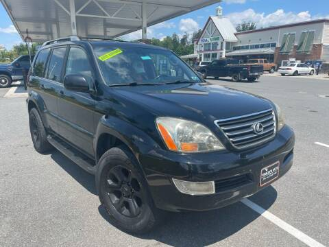 2005 Lexus GX 470 for sale at Trocci's Auto Sales in West Pittsburg PA