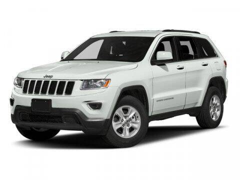 2016 Jeep Grand Cherokee for sale at Gandrud Dodge in Green Bay WI