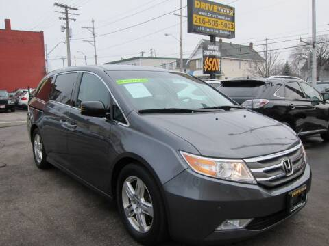 2012 Honda Odyssey for sale at DRIVE TREND in Cleveland OH