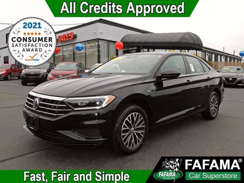 2019 Volkswagen Jetta for sale at FAFAMA AUTO SALES Inc in Milford MA