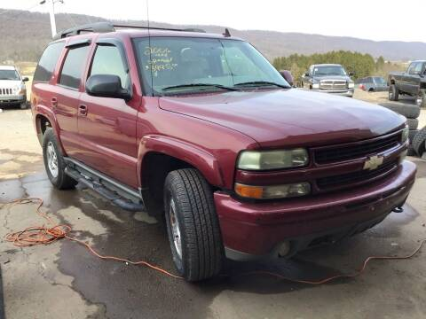 2006 Chevrolet Tahoe for sale at Troys Auto Sales in Dornsife PA