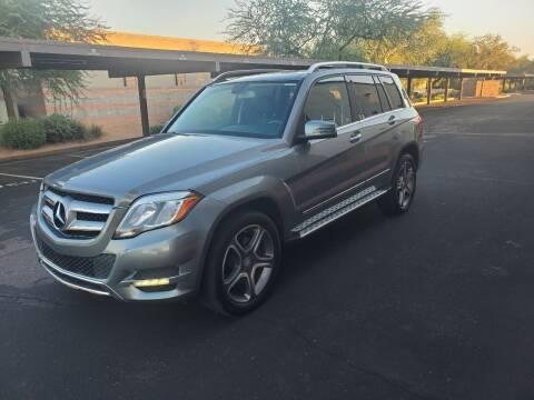 2014 Mercedes-Benz GLK for sale at Autodealz in Tempe AZ