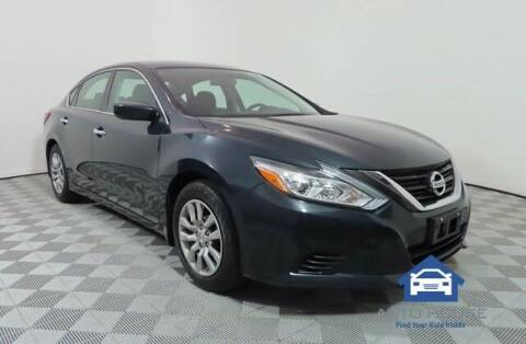 2018 Nissan Altima for sale at Autos by Jeff Scottsdale in Scottsdale AZ