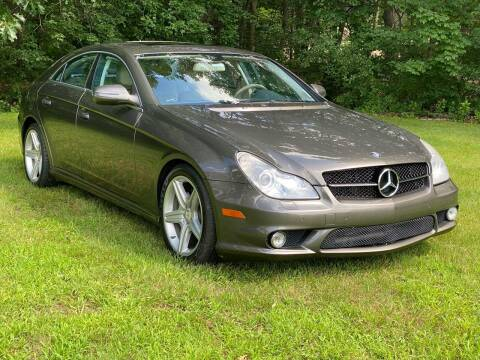 2011 Mercedes-Benz CLS for sale at Choice Motor Car in Plainville CT