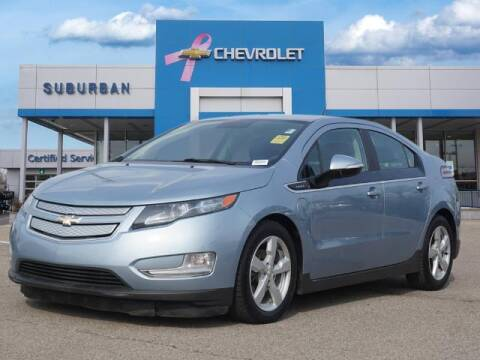 2013 Chevrolet Volt for sale at Suburban Chevrolet of Ann Arbor in Ann Arbor MI