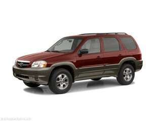 2002 Mazda Tribute for sale at Kiefer Nissan Budget Lot in Albany OR