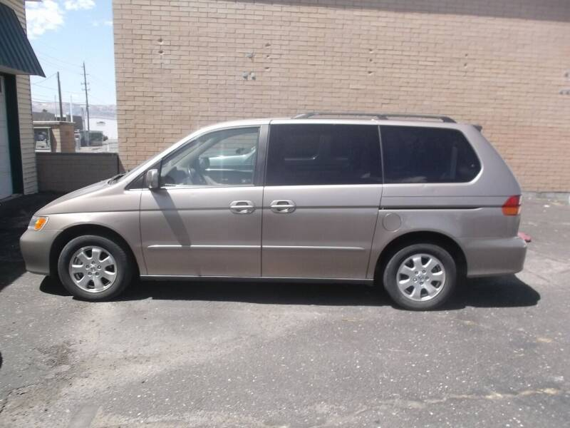 2003 Honda Odyssey for sale at Dan's Auto Sales in Grand Junction CO