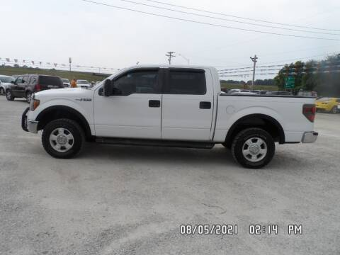 2010 Ford F-150 for sale at Town and Country Motors in Warsaw MO