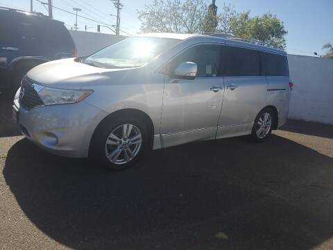 2013 Nissan Quest for sale at Matador Motors in Sacramento CA