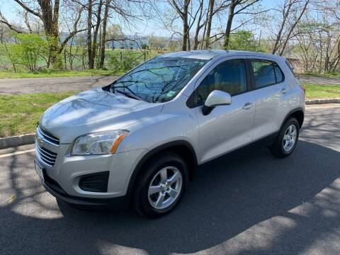 2016 Chevrolet Trax for sale at Crazy Cars Auto Sale in Jersey City NJ