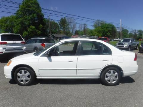2003 Honda Civic for sale at Trade Zone Auto Sales in Hampton NJ