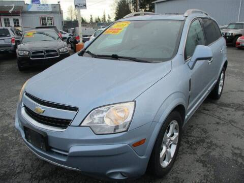 2013 Chevrolet Captiva Sport for sale at GMA Of Everett in Everett WA