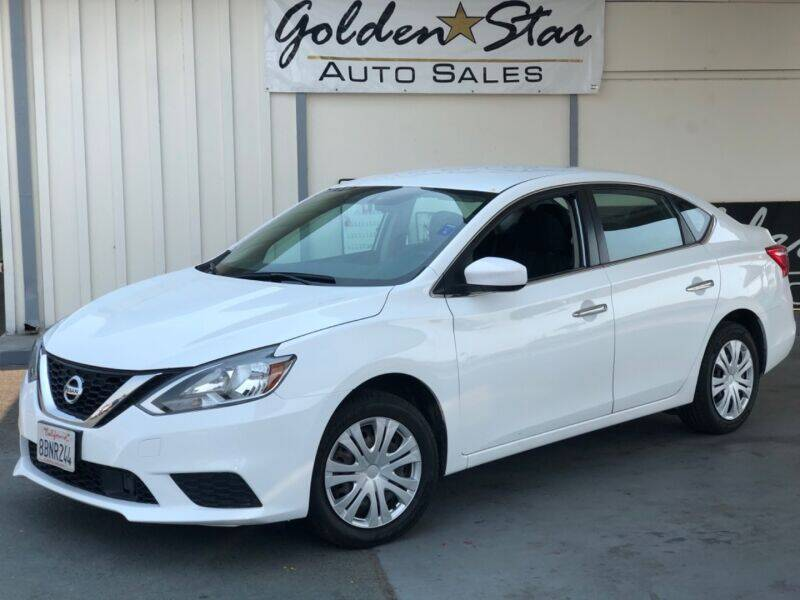 2018 Nissan Sentra for sale at Golden Star Auto Sales in Sacramento CA