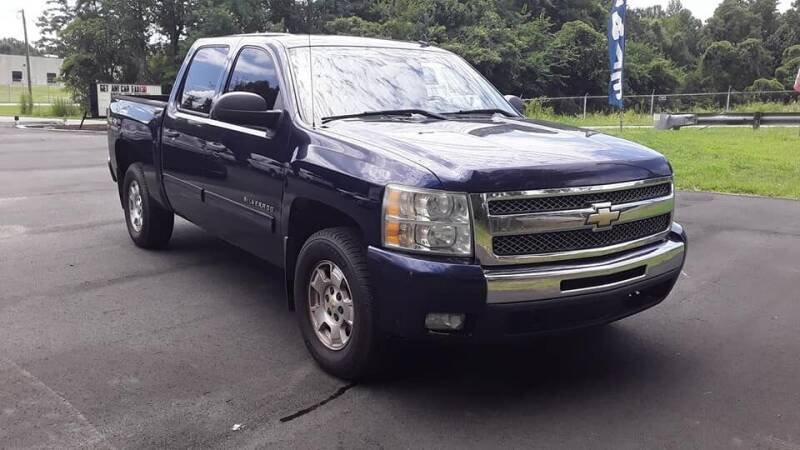 2011 Chevrolet Silverado 1500 for sale at BEST BUY AUTO SALES in Thomasville NC