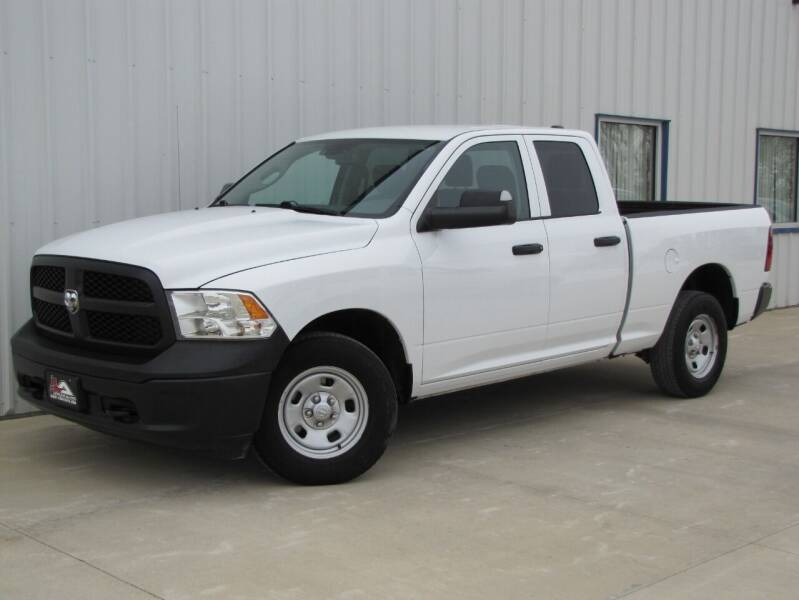 2015 RAM Ram Pickup 1500 for sale at Lyman Auto in Griswold IA