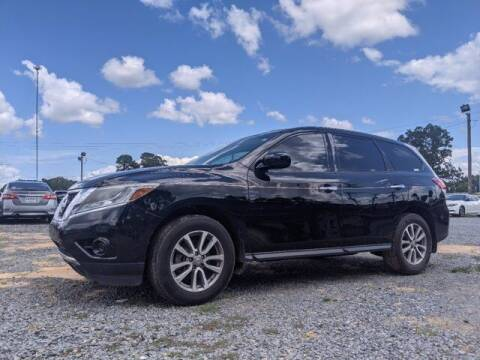 2014 Nissan Pathfinder for sale at CarZoneUSA in West Monroe LA