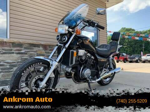 1984 Honda Magna for sale at Ankrom Auto in Cambridge OH