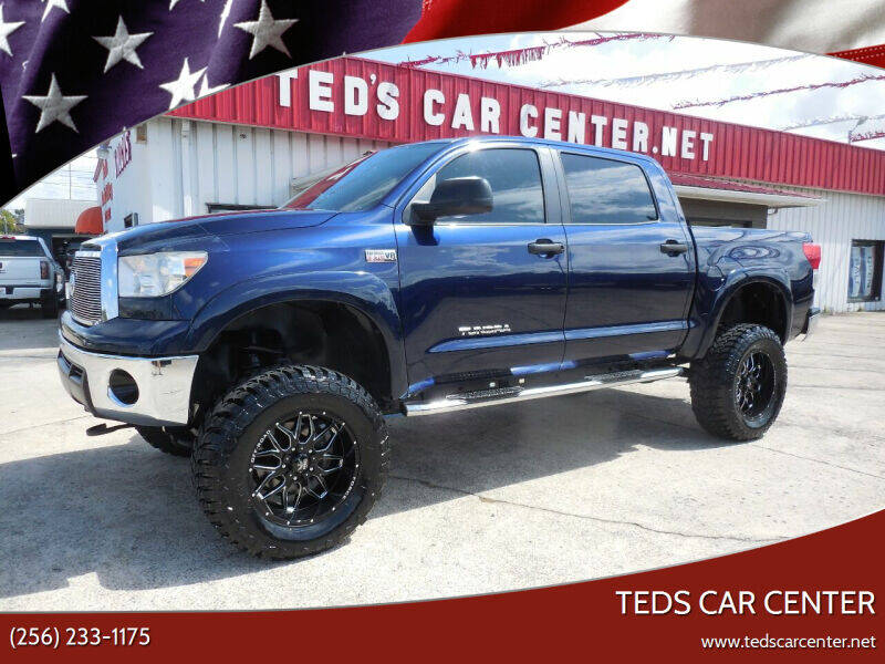 2013 Toyota Tundra for sale at TEDS CAR CENTER in Athens AL