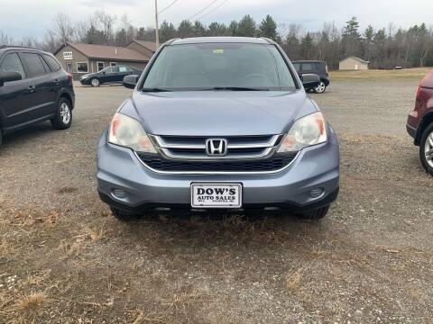 2010 Honda CR-V for sale at DOW'S AUTO SALES in Palmyra ME