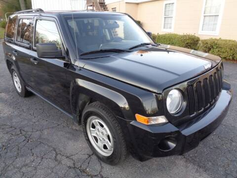2008 Jeep Patriot for sale at Liberty Motors in Chesapeake VA
