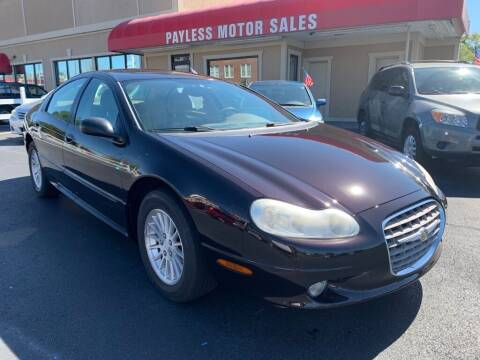 2004 Chrysler Concorde for sale at Payless Motor Sales LLC in Burlington NC