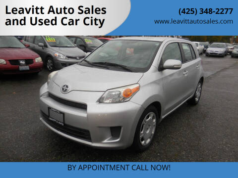 2009 Scion xD for sale at Leavitt Auto Sales and Used Car City in Everett WA