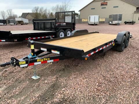 2021 Big Tex 10CH-20 #2157 for sale at Prairie Wind Trailers, LLC in Harrisburg SD