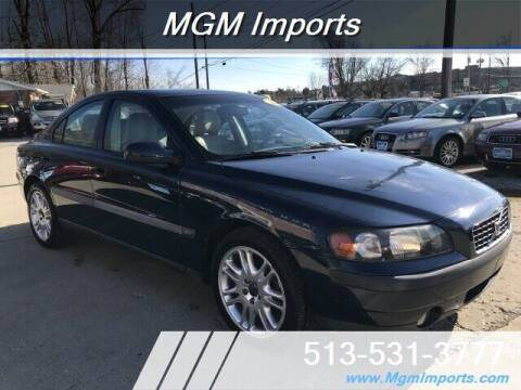 2003 Volvo S60 for sale at MGM Imports in Cincannati OH