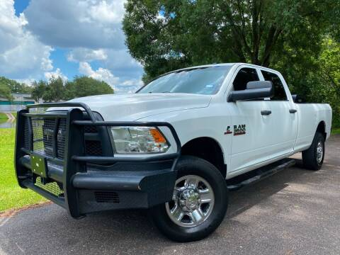 2013 RAM Ram Pickup 3500 for sale at Powerhouse Automotive in Tampa FL