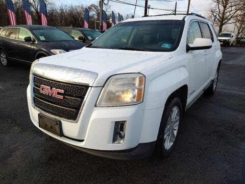 2010 GMC Terrain for sale at P J McCafferty Inc in Langhorne PA