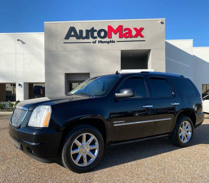 2010 GMC Yukon for sale at AutoMax of Memphis in Memphis TN