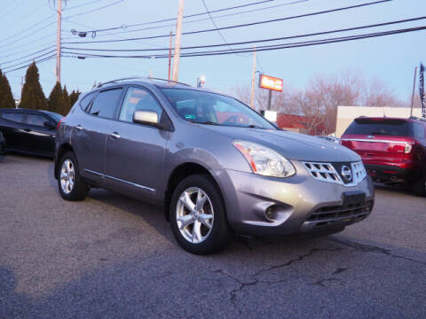2011 Nissan Rogue for sale at East Providence Auto Sales in East Providence RI