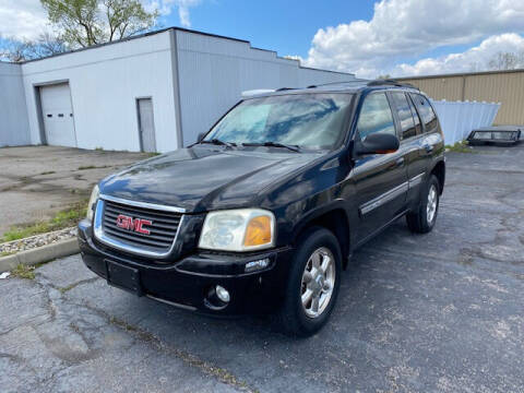 2002 GMC Envoy for sale at Bruce Kunesh Auto Sales Inc in Defiance OH