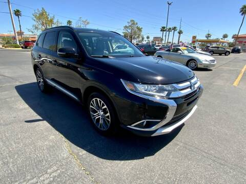 2016 Mitsubishi Outlander for sale at Charlie Cheap Car in Las Vegas NV