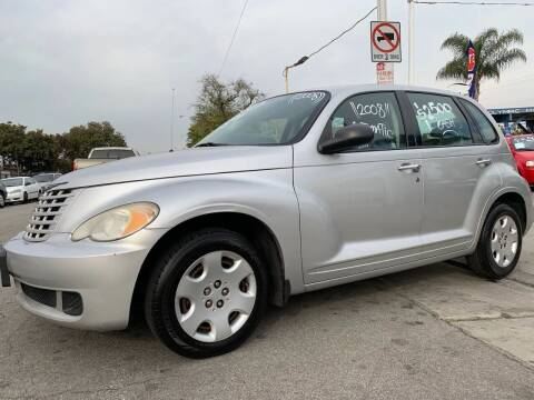 2008 Chrysler PT Cruiser for sale at Olympic Motors in Los Angeles CA
