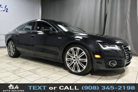2015 Audi A7 for sale at AUTO HOLDING in Hillside NJ