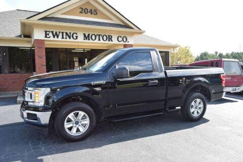2018 Ford F-150 for sale at Ewing Motor Company in Buford GA