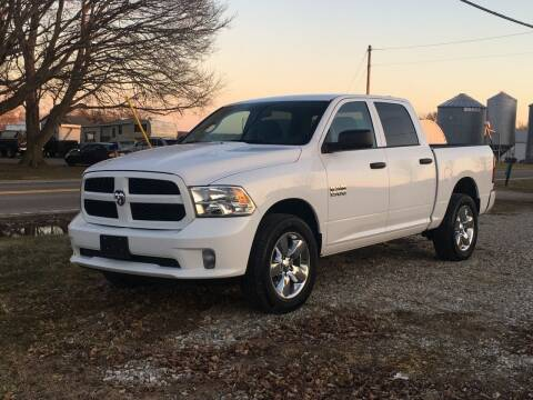 2018 RAM Ram Pickup 1500 for sale at Carlisle Cars in Chillicothe OH