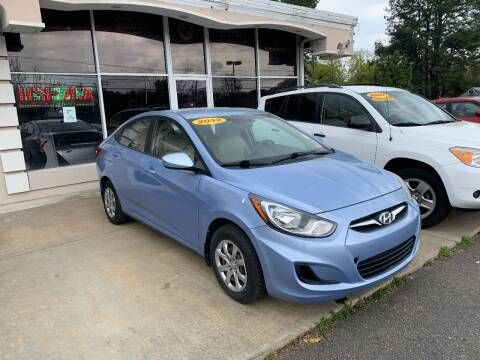 2012 Hyundai Accent for sale at Advantage Motors in Newport News VA