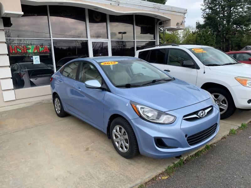 2012 Hyundai Accent for sale at Advantage Motors in Newport News VA