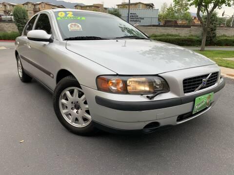 2002 Volvo S60 for sale at Select Auto Wholesales in Glendora CA