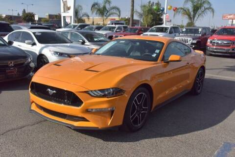 2018 Ford Mustang for sale at Choice Motors in Merced CA