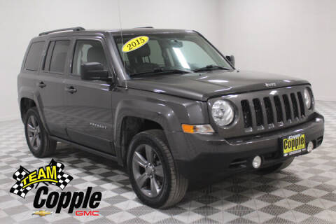 2015 Jeep Patriot for sale at Copple Chevrolet GMC Inc in Louisville NE