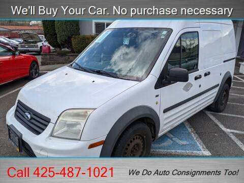 2011 Ford Transit Connect for sale at Platinum Autos in Woodinville WA