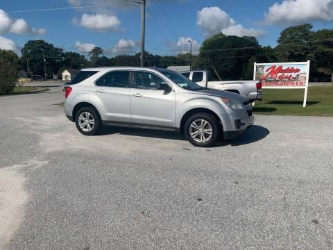 2011 Chevrolet Equinox for sale at Madden Motors LLC in Iva SC