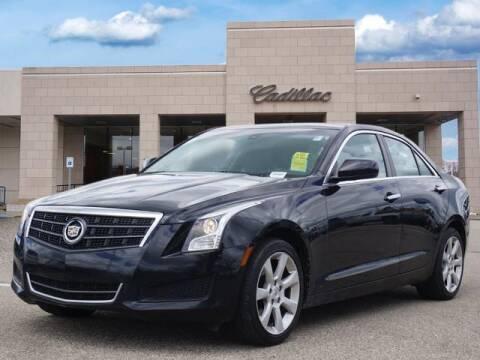2013 Cadillac ATS for sale at Suburban Chevrolet of Ann Arbor in Ann Arbor MI