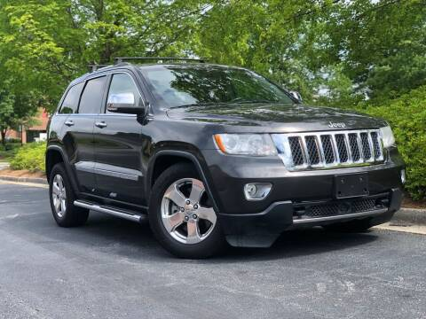 2011 Jeep Grand Cherokee for sale at William D Auto Sales in Norcross GA