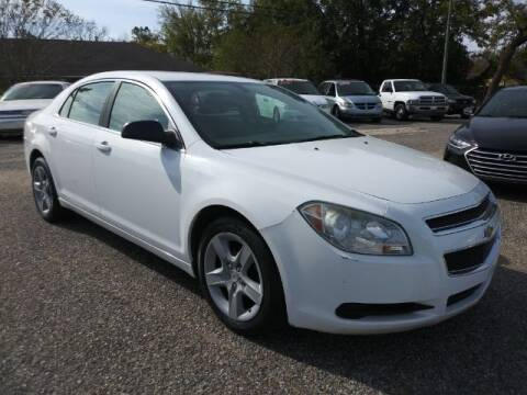 2011 Chevrolet Malibu for sale at 2nd Chance Auto Sales in Montgomery AL