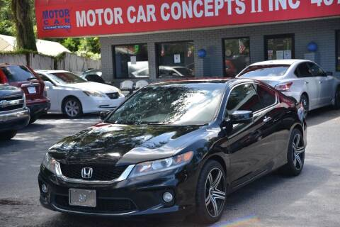2014 Honda Accord for sale at Motor Car Concepts II - Apopka Location in Apopka FL